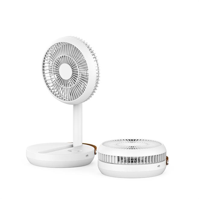 Flexible fan