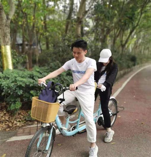 深圳农家乐-环湖骑行