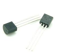 温度传感器 DS18B20+ TO-92