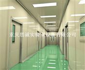 重庆实验室整体规划,南岸洁净室