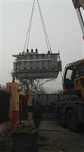 機組空調設備人工吊裝起重