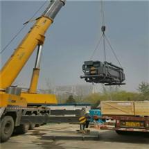 機房機組設備吊裝起重-空調機房改造