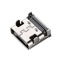 TYPE-C24P母座四脚插板双