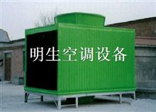 唐山厂家供应方形冷却塔,玻璃钢方形冷却塔安装