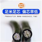 煤矿用橡套电缆my-0.38/0.66kv 3*4价格