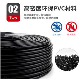 供应胶皮电缆YCW YC橡套电缆 橡胶电缆 YCW电缆简介