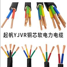 矿用通信软电缆MHYVR