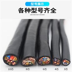 MYP屏蔽橡套软电缆