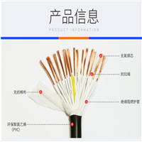MODBUS 4*0.2通信电缆