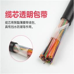 500*2*0.4HYAT22充油通信电缆HYAT