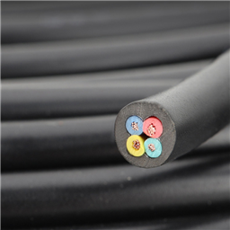 50*2*0.8矿用屏蔽多芯电缆MHYVP