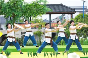 青西郊野公园 玩美文化活动跟拍