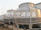 秦皇岛厂家供应圆形冷却塔 玻璃钢圆形冷却塔定制
