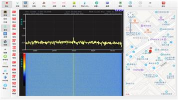 振子5G信號檢測測向系統