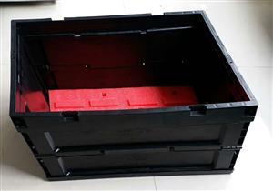 折叠式胶箱