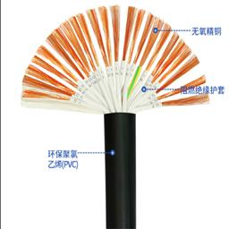 电力电缆NH-YJY23-4×10