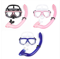 SVLSF007 swimming air swimming mask with air