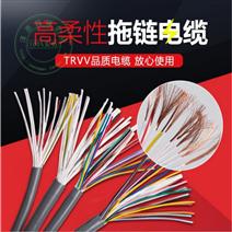 MHYVR软芯矿用通信电缆