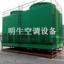 秦皇岛厂家冷却塔供应 方形横流式冷却塔定制