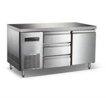 不锈钢冷藏工作台