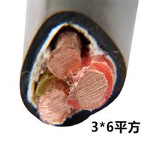 矿用通信电缆MHYVP1*4*1.0