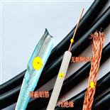 全塑屏蔽控制软电缆ZR-KVVP5*1.5