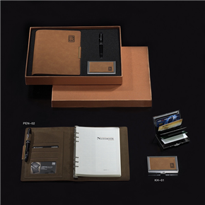 商務套裝筆記本 HZM-1310