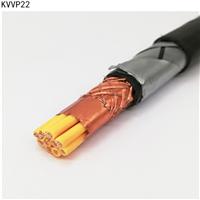 屏蔽控制电缆KVVP22 KVVP 2*4 2*6