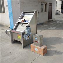 鼎越斜筛固液分离机 ,养殖场小型环保设备