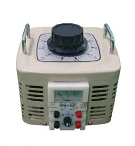 单相调压器0~250V可调
