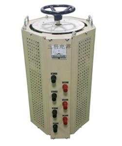 三相调压器0~450V可调