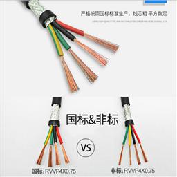 国标计算机电缆ZRC-DJYPVP