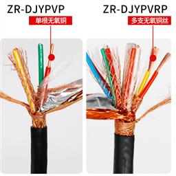 电子计算机用信号电缆DJYPRV4*2*1.0