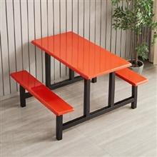 长凳四人餐桌