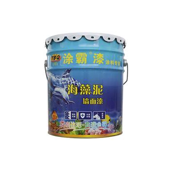 海藻泥墻面漆,家裝乳膠漆