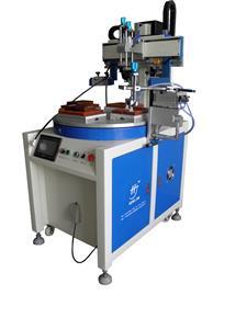 平面转盘丝印机 双工位 四工位 多工位都可订做
