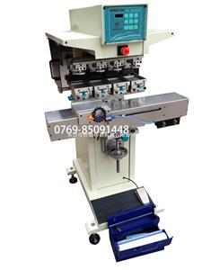 HP160BZ雙色轉盤移印機