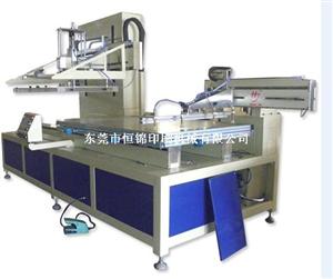 机械手丝印机  自动上料丝印机  跑台丝印机  全自动丝印机