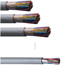 HYAT充油通讯电缆100x2x0.5(图)
