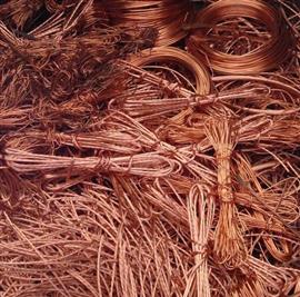 温州废铜回收价格