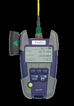 美国VIAVI OLP-37 RFoG 和 PON 光功率计