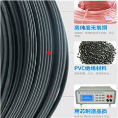 矿用控制电缆-MKVVP