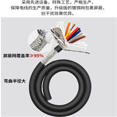 屏蔽控制电缆KVVRP(图)