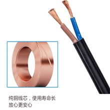 铜带铠装屏蔽电缆RVSP