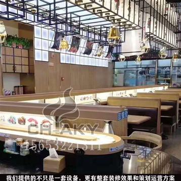 进口亚克力回转寿司设备