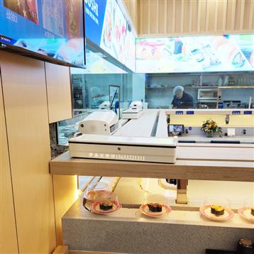 360度速遞送餐列車