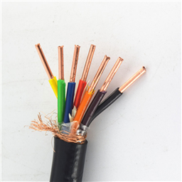 氟塑料高温耐油控制软电缆-KFFRP