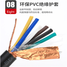 ZR-KVVKVVP2控制电缆-KVVP2-22