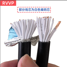 RS485通讯电缆2*0.3 4*0.3 6*0.3