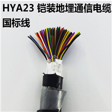 自承式架空通信电缆HYAC 30x2x0.4